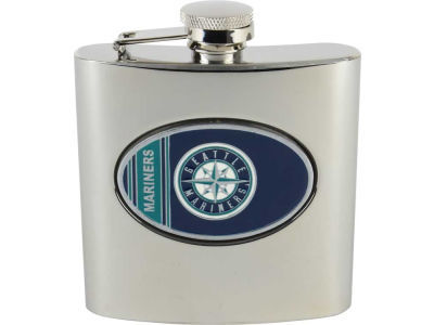 Seattle Mariners Hip Flask
