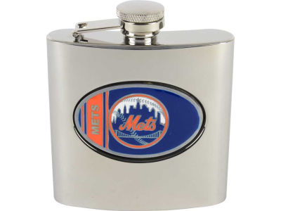New York Mets Hip Flask