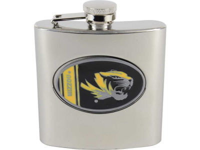 Missouri Tigers Hip Flask