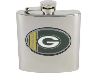 Green Bay Packers Hip Flask