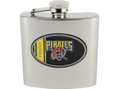 Pittsburgh Pirates Hip Flask