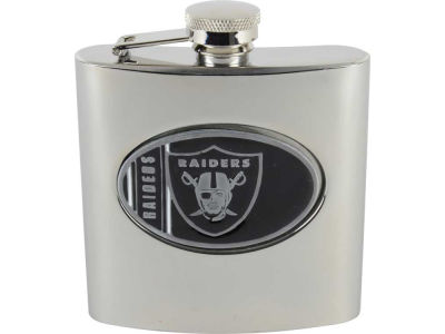 Oakland Raiders Hip Flask