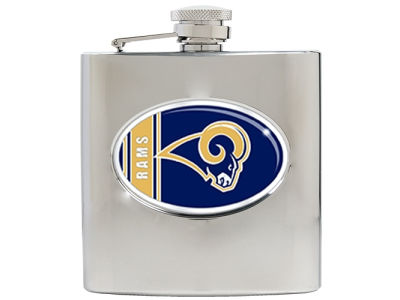 St. Louis Rams Hip Flask