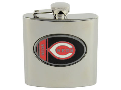 Cincinnati Reds Hip Flask