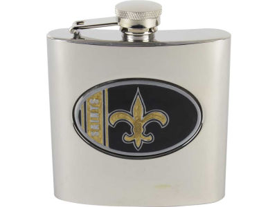 New Orleans Saints Hip Flask