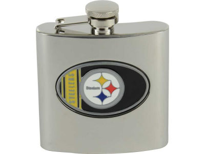 Pittsburgh Steelers Hip Flask