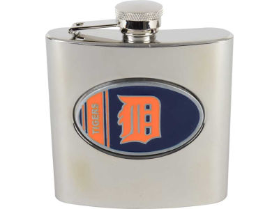 Detroit Tigers Hip Flask