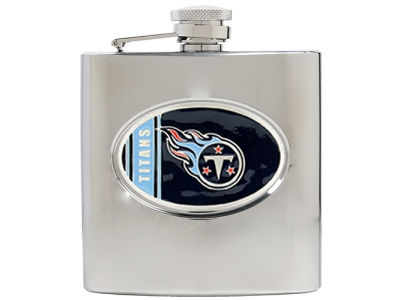 Tennessee Titans Hip Flask