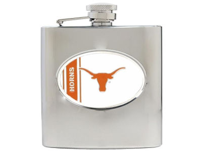 Texas Longhorns Hip Flask