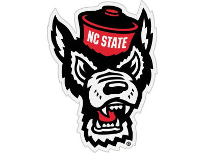 North Carolina State Wolfpack Vinyl Decal