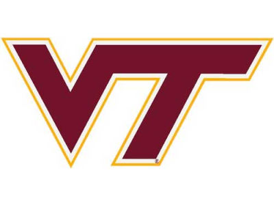 Virginia Tech Hokies Vinyl Decal