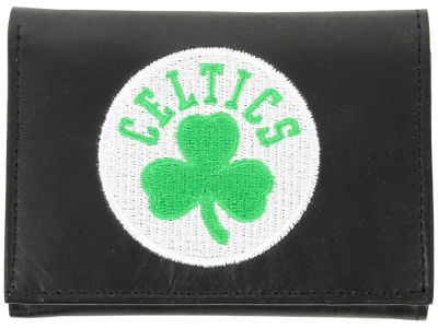 Boston Celtics Trifold Wallet