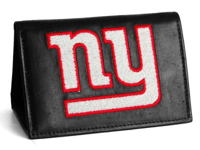 New York Giants Trifold Wallet