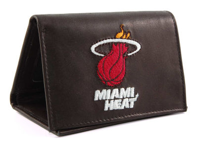 Miami Heat Trifold Wallet