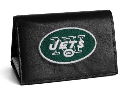New York Jets Trifold Wallet