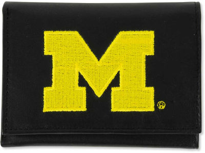 Michigan Wolverines Trifold Wallet