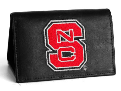 North Carolina State Wolfpack Trifold Wallet