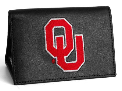 Oklahoma Sooners Trifold Wallet
