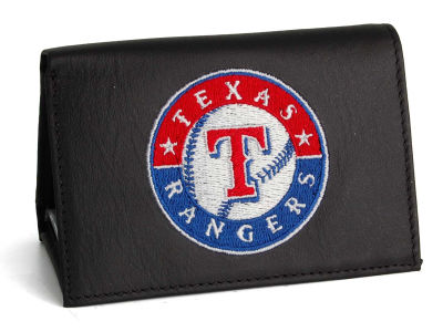 Texas Rangers Trifold Wallet