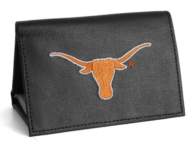 Texas Longhorns Trifold Wallet