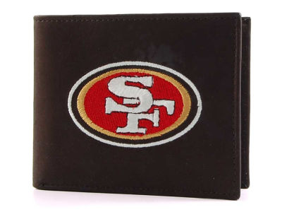 San Francisco 49ers Black Bifold Wallet