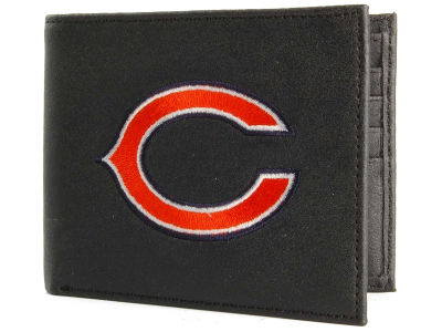 Chicago Bears Black Bifold Wallet