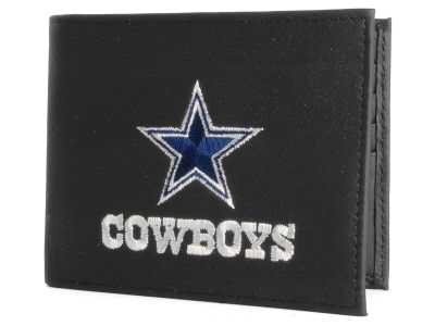 Dallas Cowboys Black Bifold Wallet