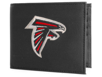 Atlanta Falcons Black Bifold Wallet