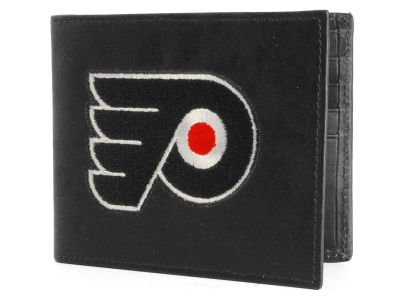 Philadelphia Flyers Black Bifold Wallet