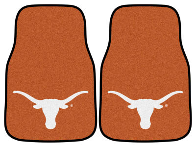 Texas Longhorns Car Mats Set/2
