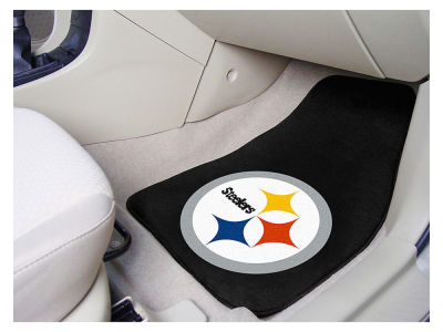 Pittsburgh Steelers Car Mats Set/2