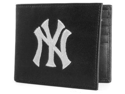 New York Yankees Black Bifold Wallet