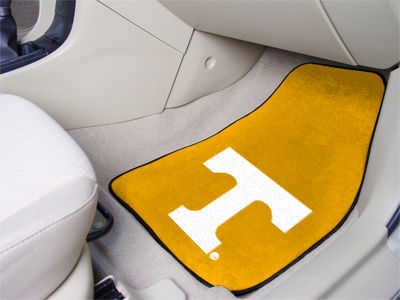 Tennessee Volunteers Car Mats Set/2