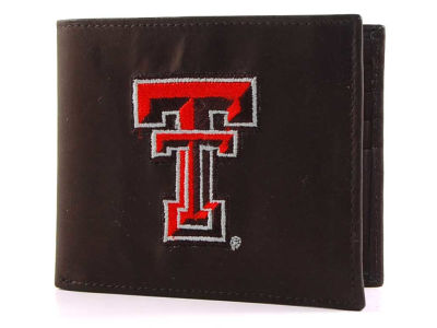 Texas Tech Red Raiders Black Bifold Wallet