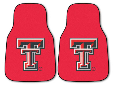 Texas Tech Red Raiders Car Mats Set/2