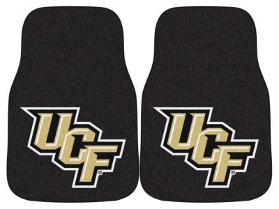 University of Central Florida Knights Car Mats Set/2