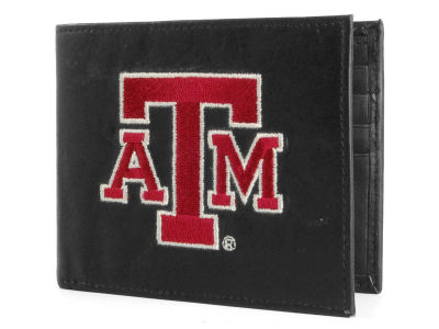 Texas A&M Aggies Black Bifold Wallet