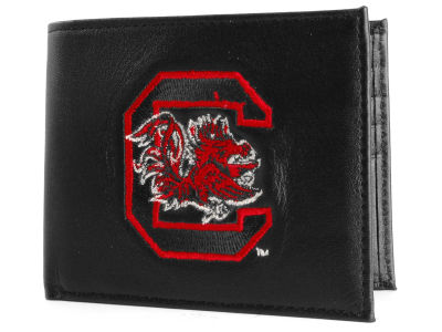 South Carolina Gamecocks Black Bifold Wallet