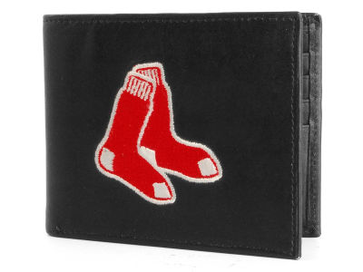 Boston Red Sox Black Bifold Wallet