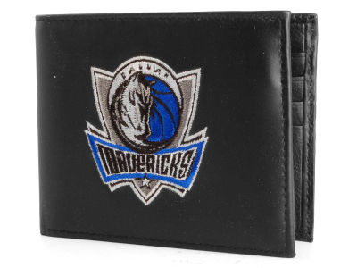 Dallas Mavericks Black Bifold Wallet