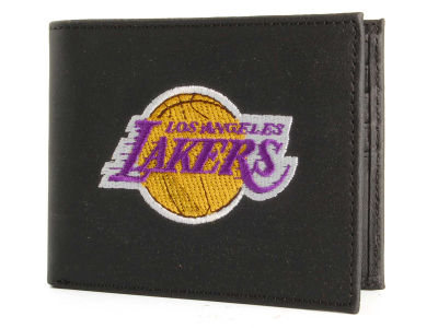 Los Angeles Lakers Black Bifold Wallet