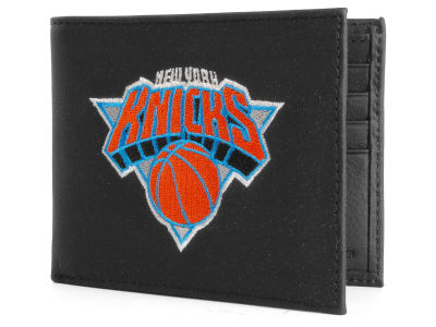 New York Knicks Black Bifold Wallet