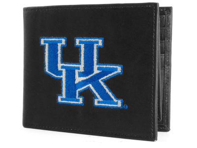 Kentucky Wildcats Black Bifold Wallet