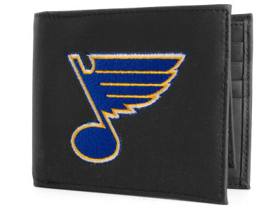 St. Louis Blues Black Bifold Wallet