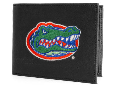 Florida Gators Black Bifold Wallet