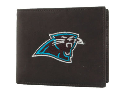 Carolina Panthers Black Bifold Wallet