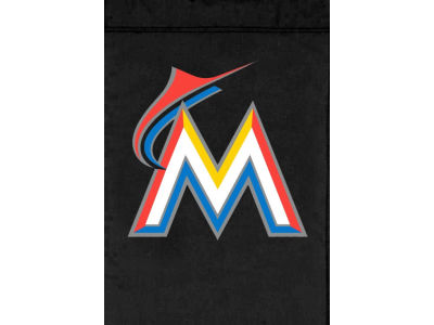 Florida Marlins Garden Flag