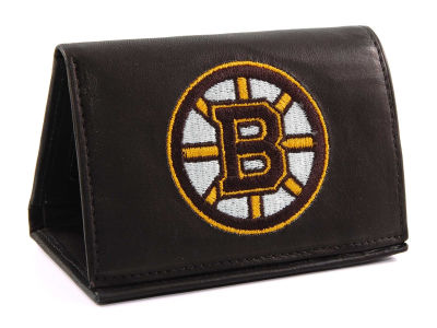 Boston Bruins Trifold Wallet