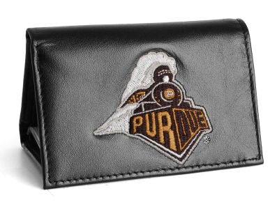 Purdue Boilermakers Trifold Wallet