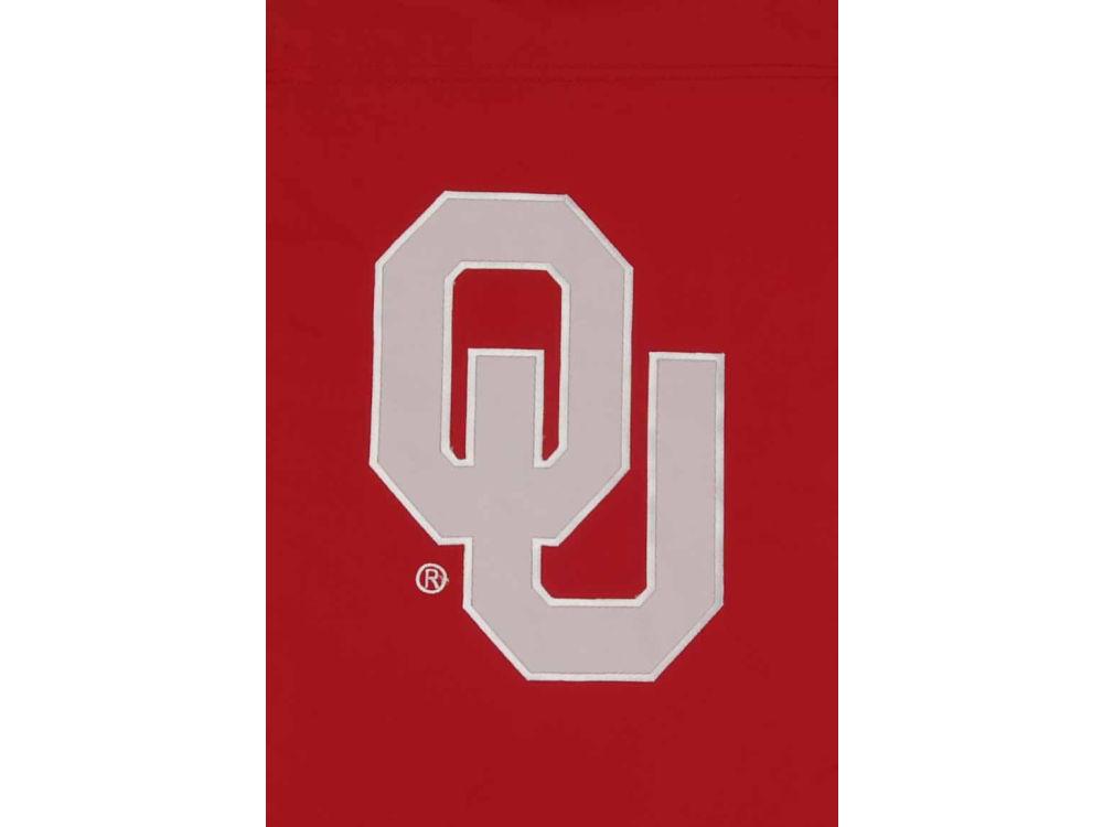 Oklahoma Sooners Garden Flag Lids